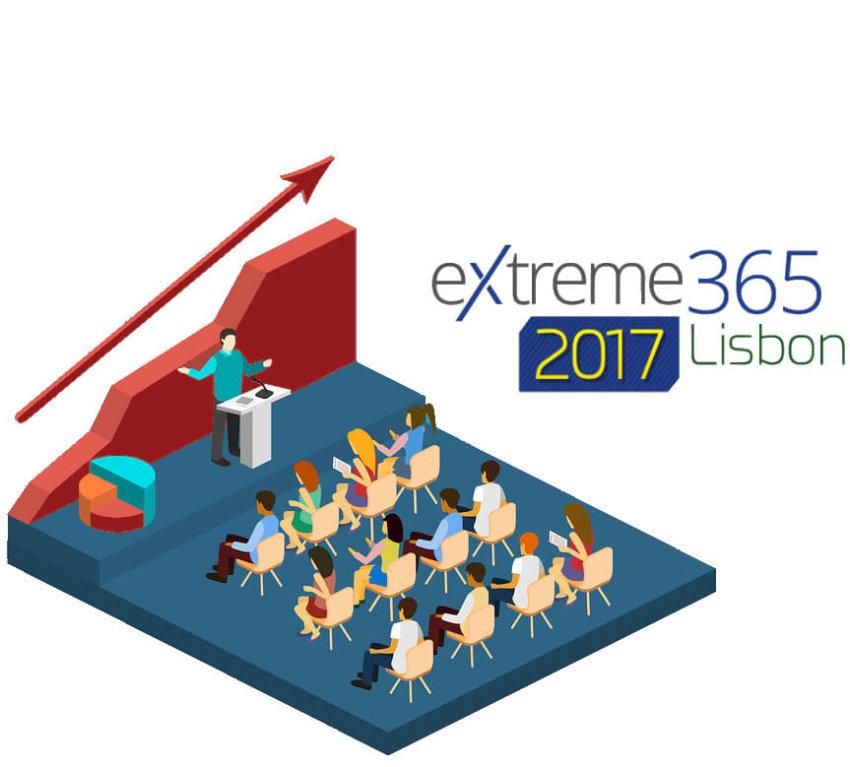 Millennium na Extreme365 konferencii v Lisabone