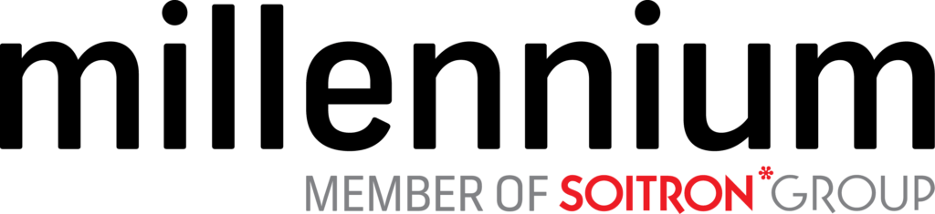 Millennium member of Soitron Group logo